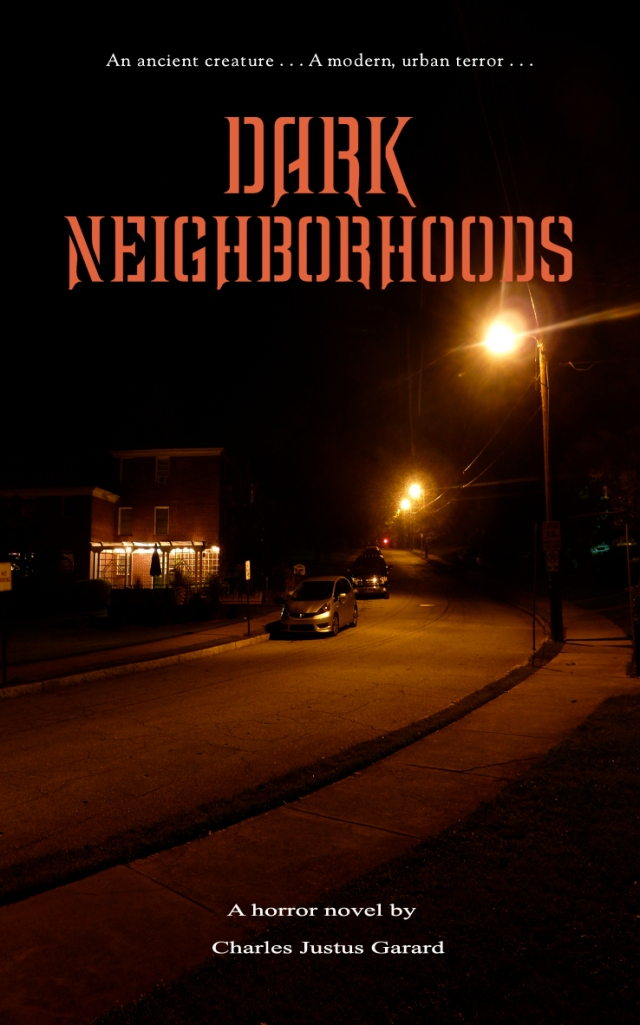 The new e-Novel DARK NEIGHBORHOODS
